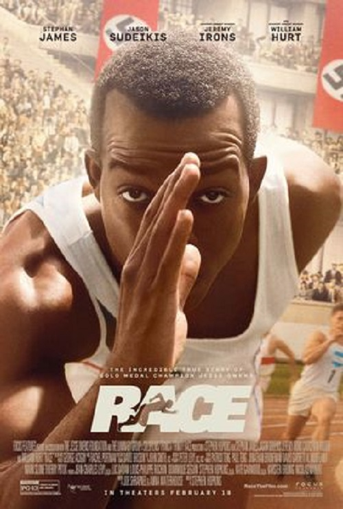 Race English Movie Review