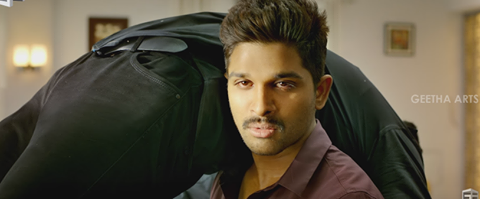 sarainodu movie