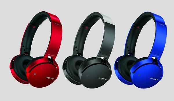 Sony MDR-XB650BT Bluetooth Headphones