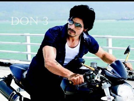 Shahrukh Khan is going to Start Shooting For Don 3