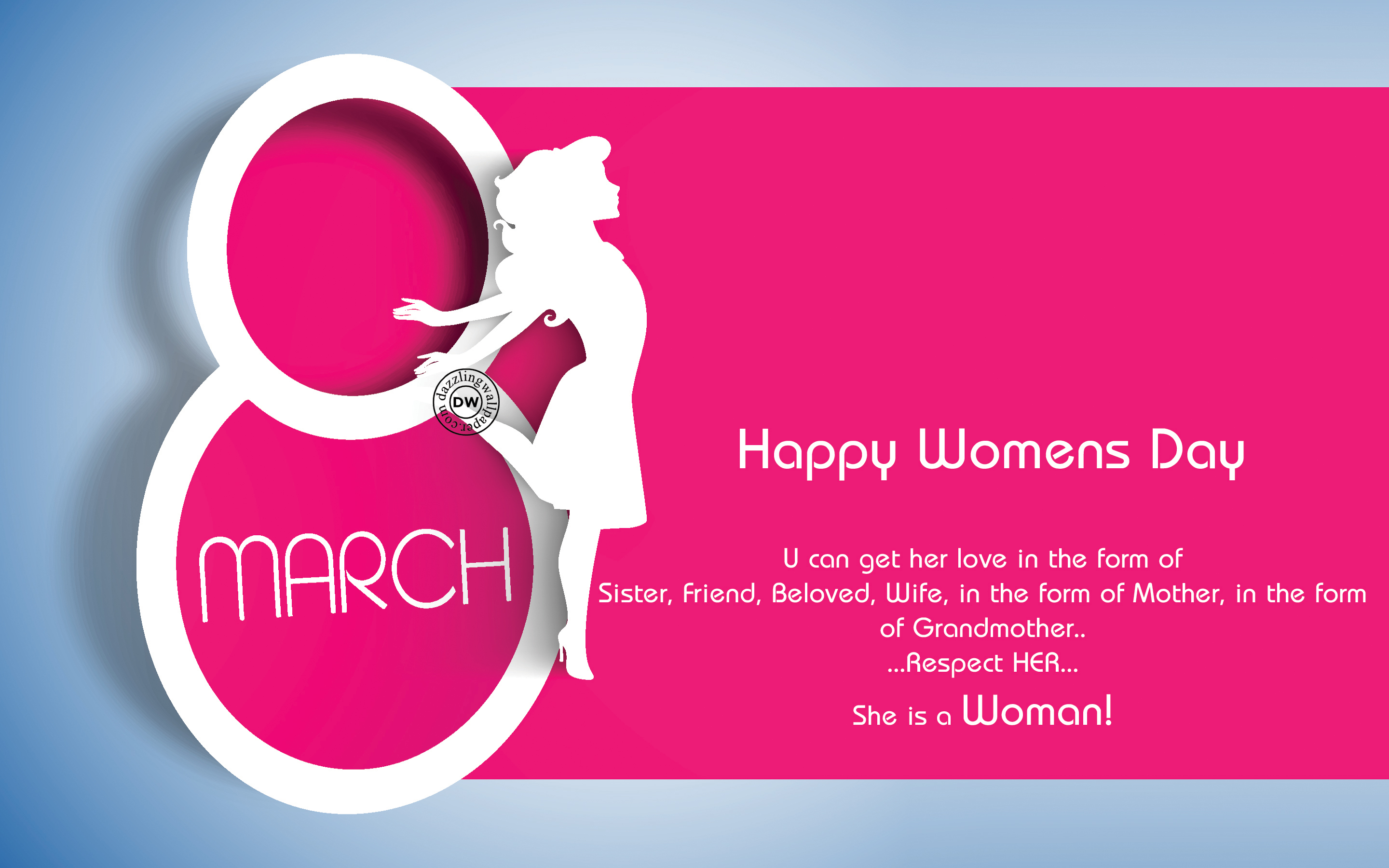 Happy Women's Day 2016 Messages