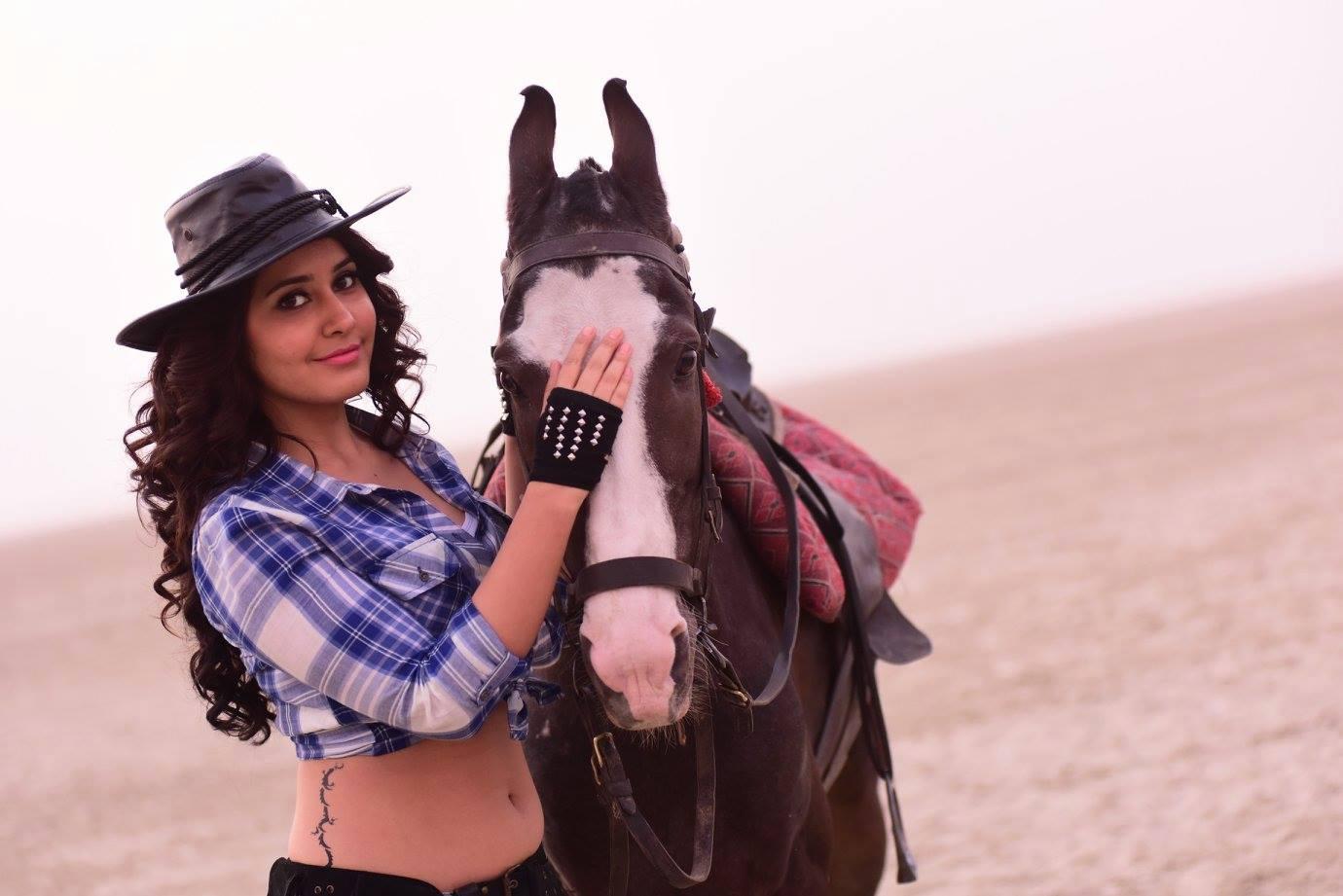 Rashi Khanna Latest Stills from Supreme Movie