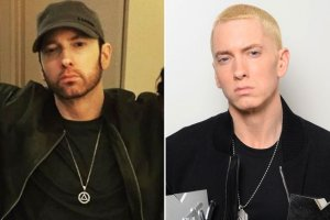 Eminem before and after beard