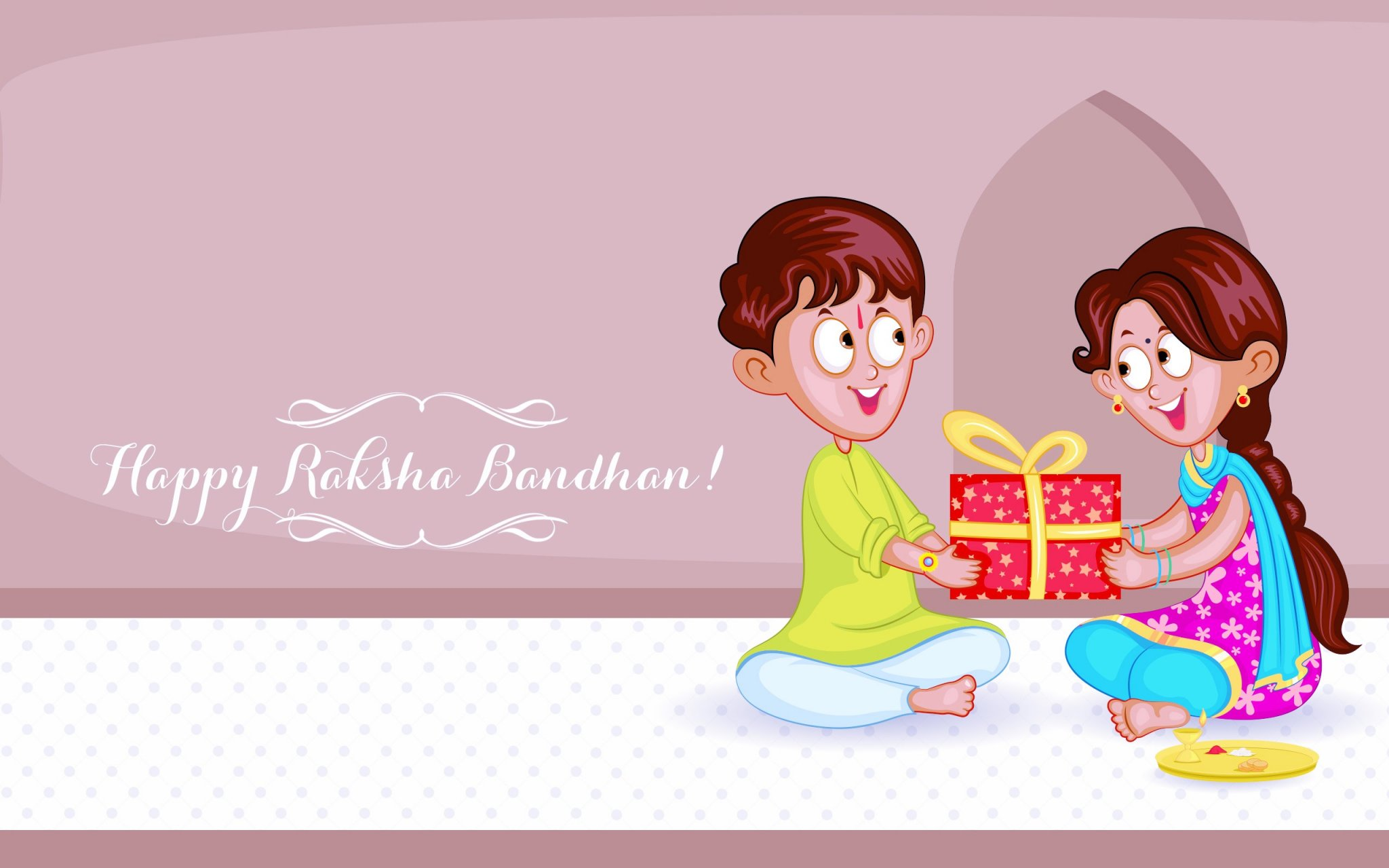 Happy Raksha Bandhan 2017- Date, Images, Quotes and Messages