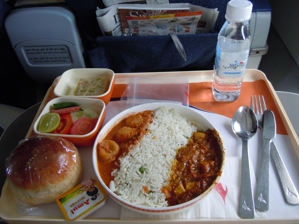 No more non-veg food in Air India airlines