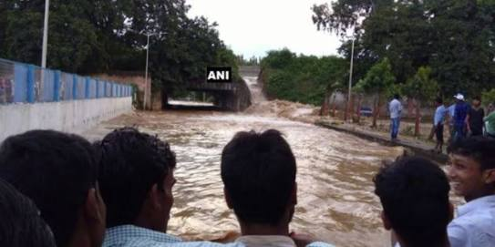 360 crore dam