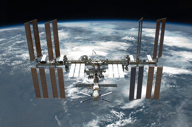 Bacteria found on International Space Station not of this world, cosmonaut says