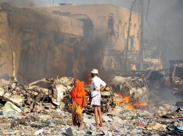 Bomb Blast at Nigeria Mosque