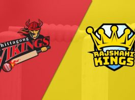 Chittagong Vikings Vs Rajshahi Kings