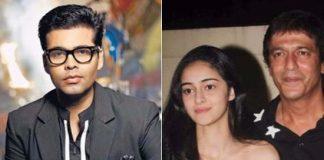 KJO Zeroes In On Chunky Pandey's Daughter With Karan Johar ?