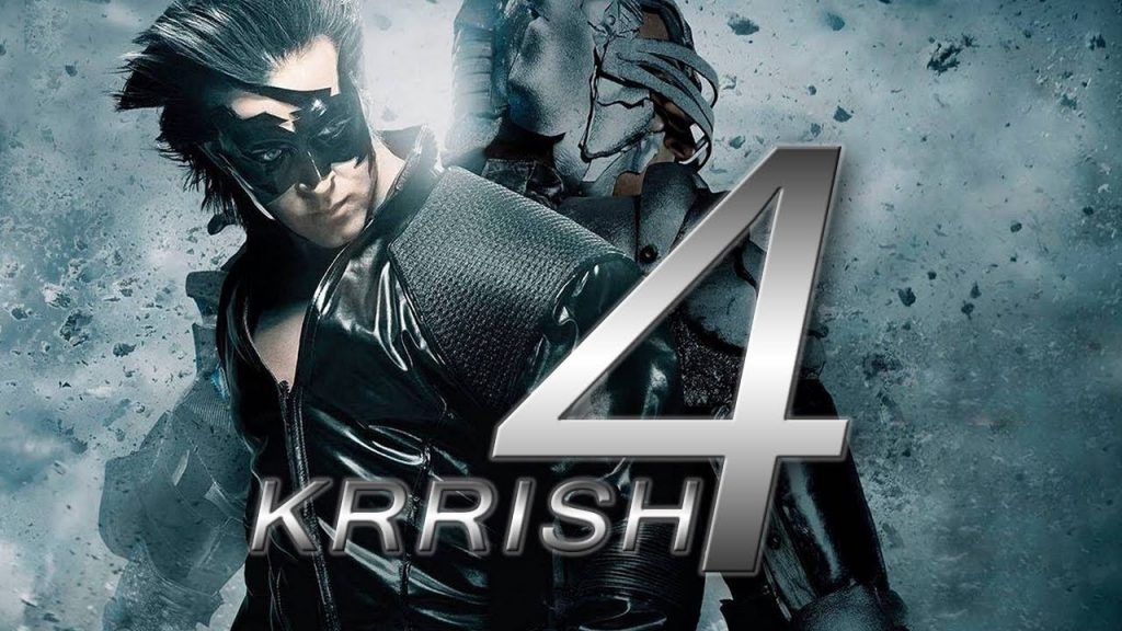 Krrish 4 movie 2018
