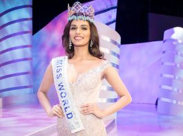 Manushi Chillar miss world