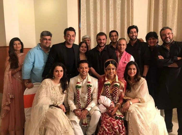 Actors Ishita Dutta and Vatsal Sheth tie the sacred knot today!