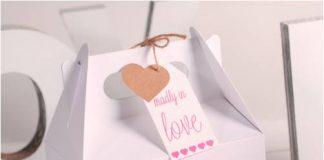 Gift valentines