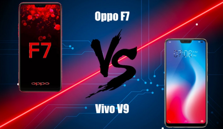 Vivo V9 Launched Has a 24MP Front Camera & 4GB RAM | Price & Specifications