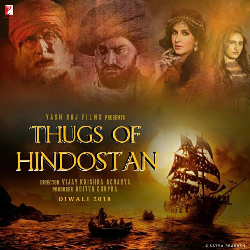 thugs of hindostan songs