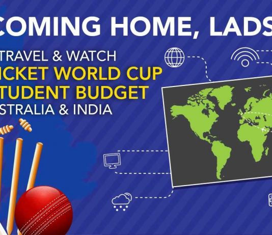 Cricket World Cup On A Student Budget.