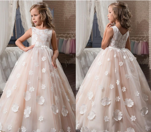 Important Things to Consider When Choosing a Flower Girl Dress