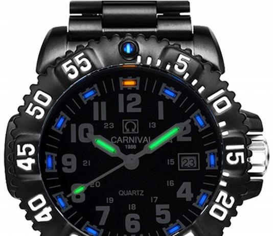 luminious watch