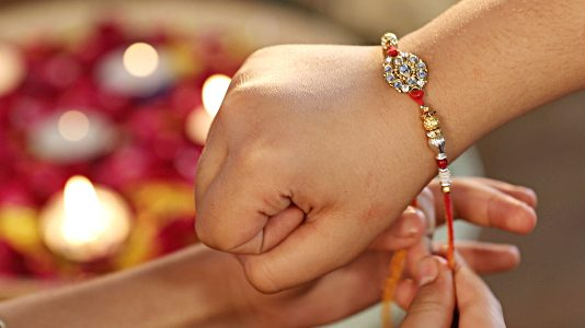 The Best Way to Celebrate Raksha Bandhan if You Are the Only Child