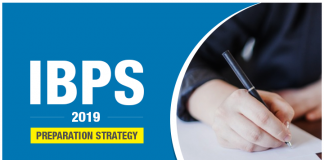 IBPS 2019 Preparation Strategy