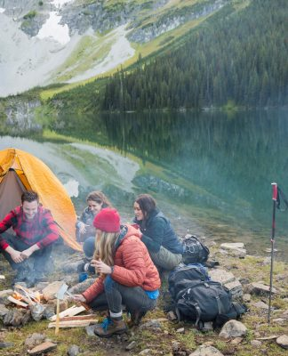 5 Cool Gadgets for Camping with our Kids this Fall