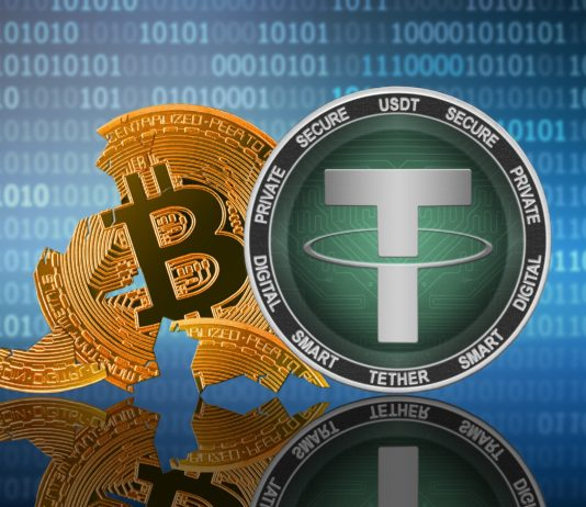 Tether, One of The Cryptocurrencies
