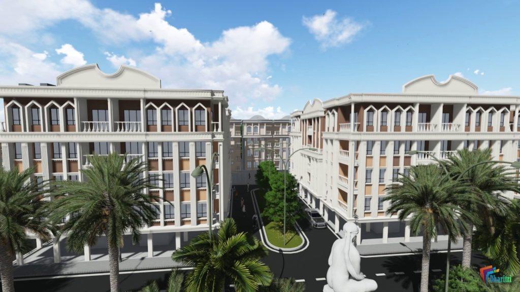 dhariti universia flats design1
