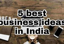 best businesses in india