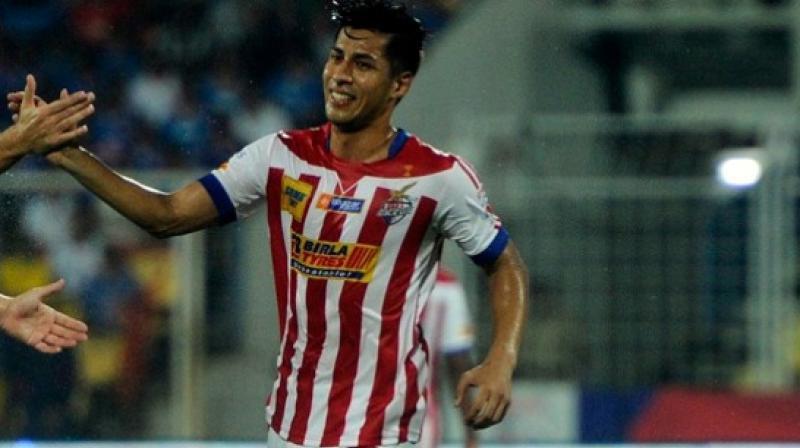 Aratta Izumi indian footballer