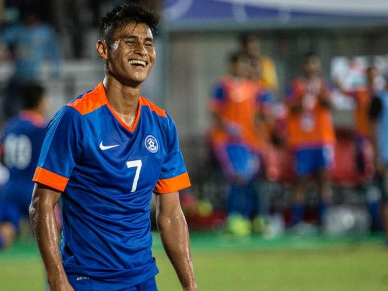 Eugene Lingdoh indian footballer