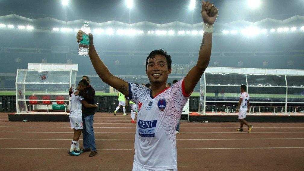 Seitison Singh indian footballer