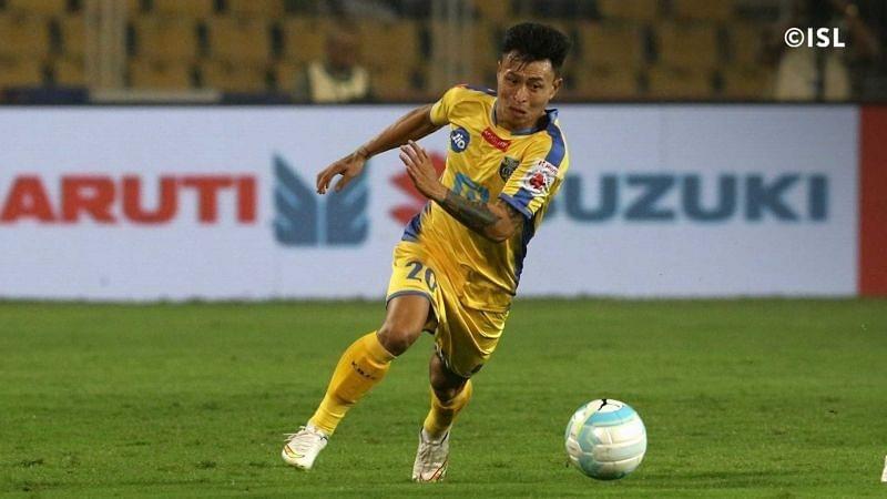 Jakichind Singh indian footballer