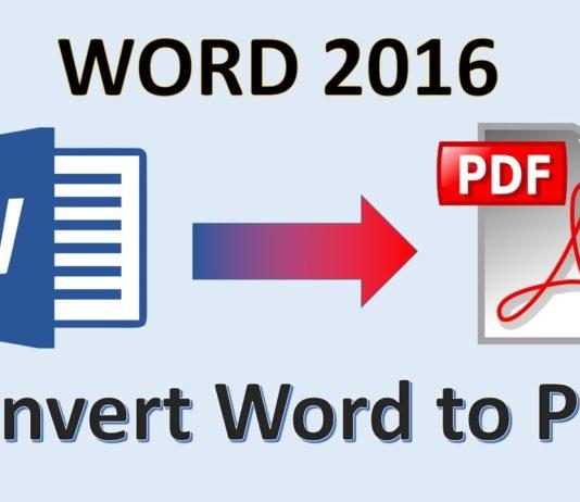 convert word file to pdf