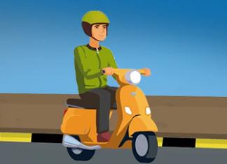 two wheeler self driving companies