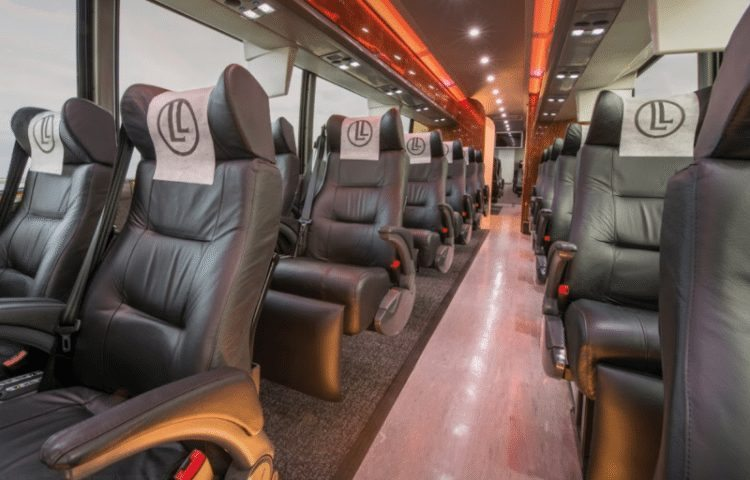 online luxury bus booking