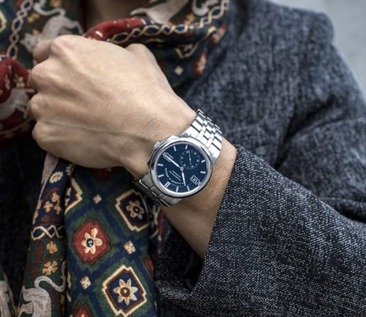How wearing watches is a better looking sensation