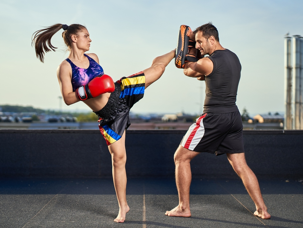 SuWit Muay Thai Boxing in Thailand for Sports and Travel