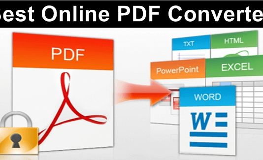Top Online PDF File Converters - 2pdf