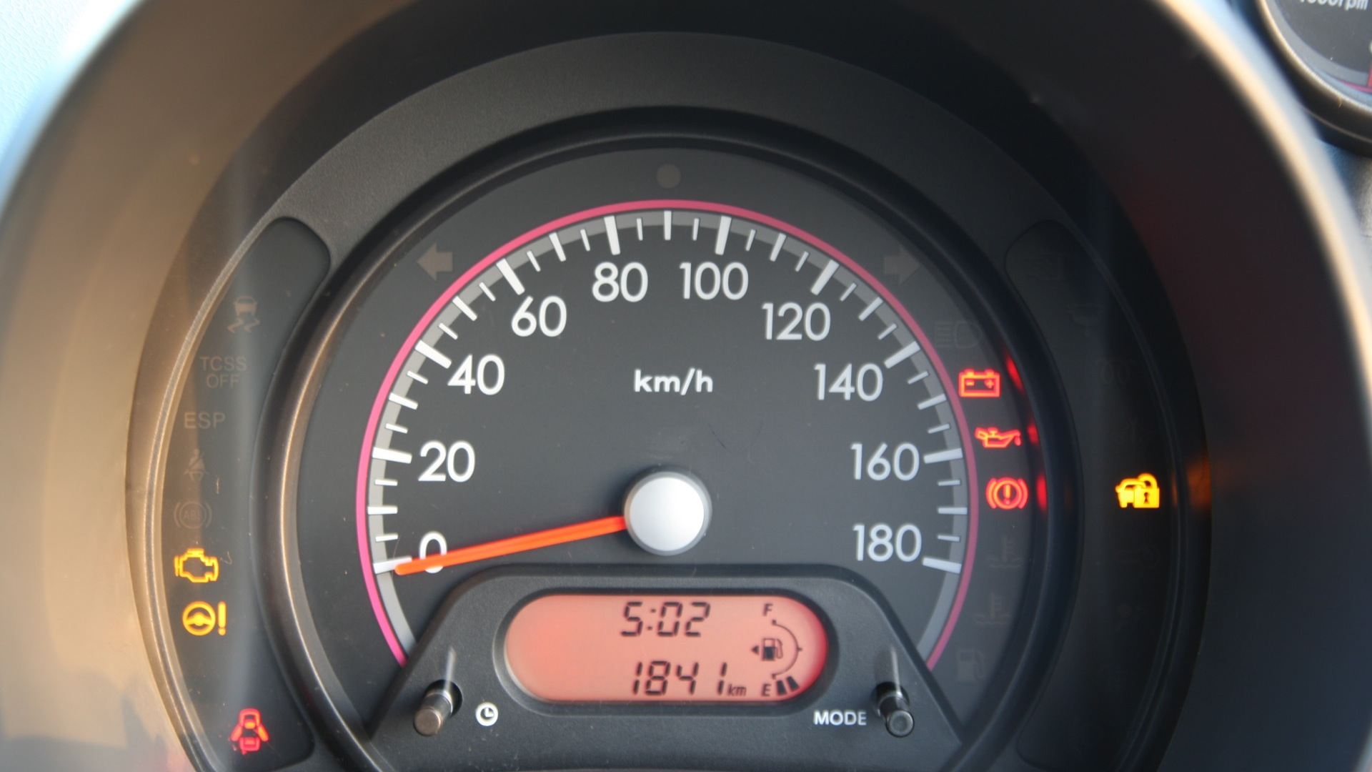Improve the performance by driving at an ideal speed