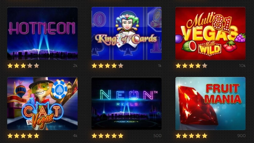 Play Free Vegas Slots Online