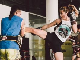 Boost Health at Muay Thai Camp and Boxing in Thailand