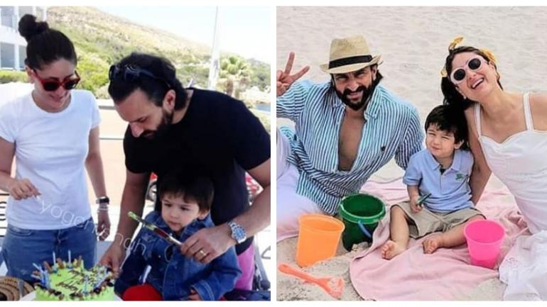 Taimur Ali Khan's First Birthday