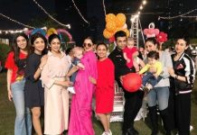 When the Bollywood Actors Raved Up the Birthday Party Standards