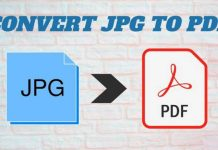 PDFBear 4 Steps To Convert Your Images Into PDF Through Windows