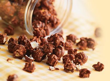 popcorn choclate original