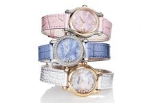 Christmas Gift Idea The Chopard Happy Watch
