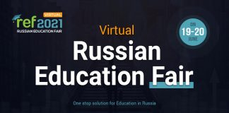 mbbs in russia - education fair