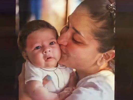 Kareena Kapoor Newborn Baby Turns One Month Older.