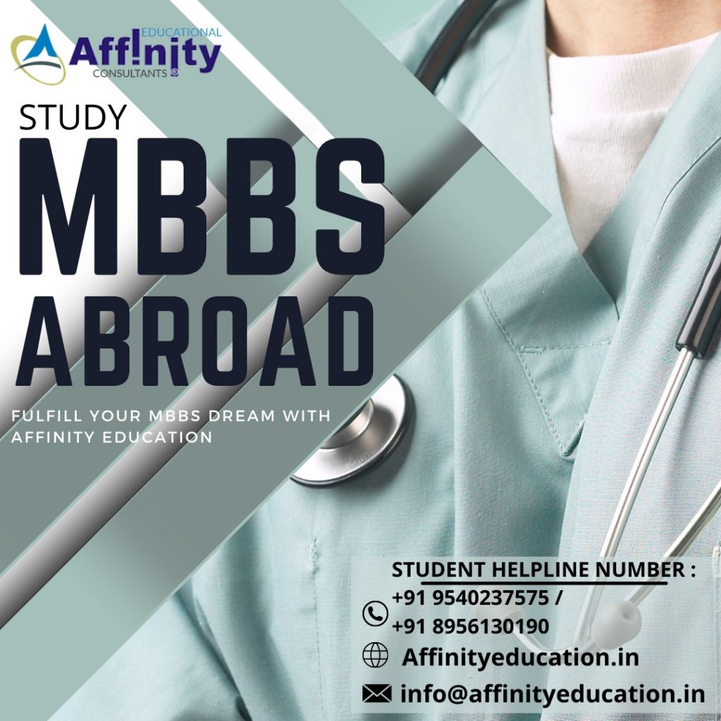 Study mbbs in abroad 2021